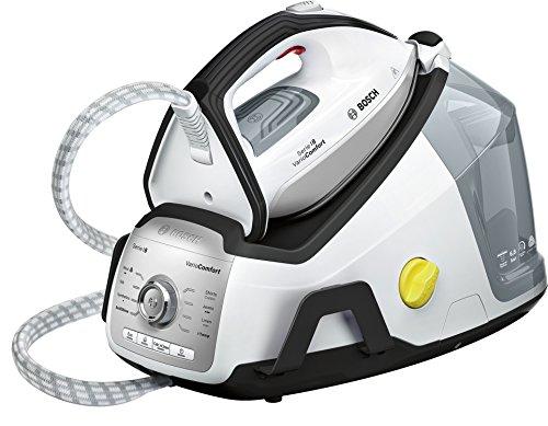 Bosch TDS8030 Centrale Vapeur 2400 W Blanc/Noir