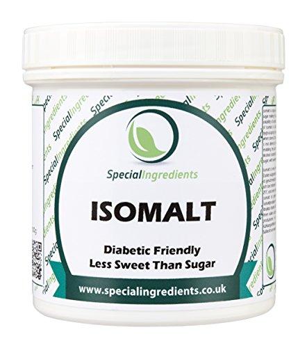 Special Ingredients Isomalt Höchster Qualität 1kg (Deutsche Etiketten Und Anleitungen)