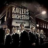 Songtexte von Kaizers Orchestra - Maskineri