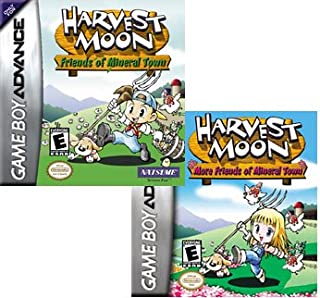 Harvest Moon Combo: Friends of Mineral Town & More Friends of Mineral Town