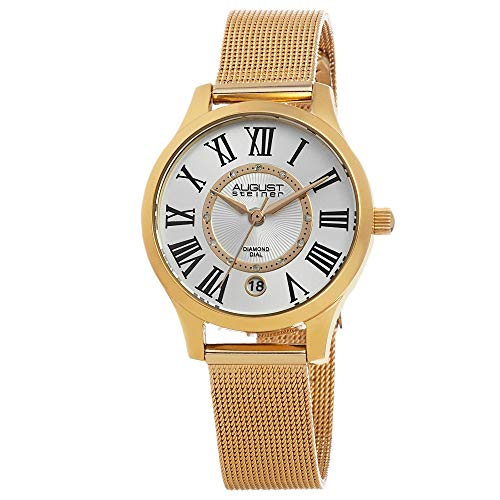 August Steiner AS8094YG - Reloj para Mujeres