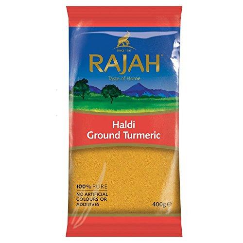 Rajah Haldi (Ground Turmeric) - 400g