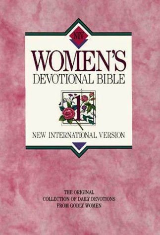 Compare Textbook Prices for New International Version Women's Devotional Bible Large Print Hardcover Pink  ISBN 9780310916437 by
