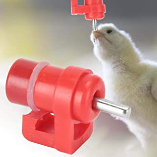 【𝐑𝐚𝐦𝐚𝐝𝐚𝐧 𝐏𝐫𝐨𝐦𝐨𝐭𝐢𝐨𝐧】 Save Time Chicken Drinker, Chicken Drinker Corrosion Resistant And Durable Steel Mater...