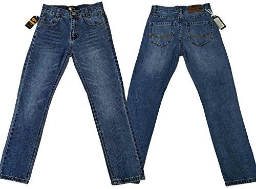 justfound4u designerskie dżinsy chłopięce elastyczne regulowane spodnie w talii węgiel czarny wyblakły niebieski szary denim prać dzieci dzieci w wieku 2 3 4 5 6 7 8 9 10 11 12 13 14 15 16 lat