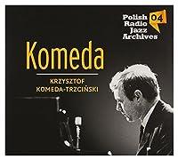 KOMEDA-POLISH RADIO JAZZ ARCHIVES VOL by Krzysztof Trzci?ski-Komeda