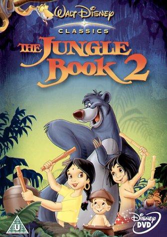 Jungle Book 2 [UK Import]