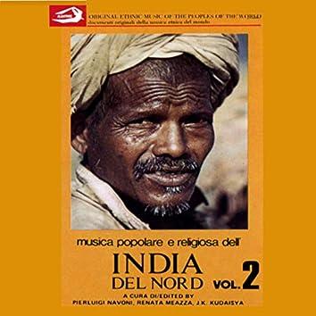 Folk and Religious Music of Norther India Vol. 2 (Musica popolare e religiosa dell'India del Nord)