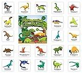 Mein erstes Dino Memo | für Dinosaurier Fans ab 3 Jahren | Spieleklassiker für Jung und Alt | kindgerecht illustrierte Dinos mit besonderem Lerneffekt | Kinderspiel Merkspiel Legekartenspiel