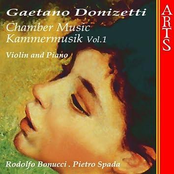 Donizetti: Chamber Music Vol. 1