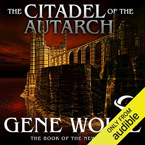 Page de couverture de The Citadel of the Autarch