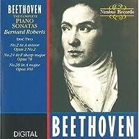 Beethoven - Piano Sonatas, Vol. 2