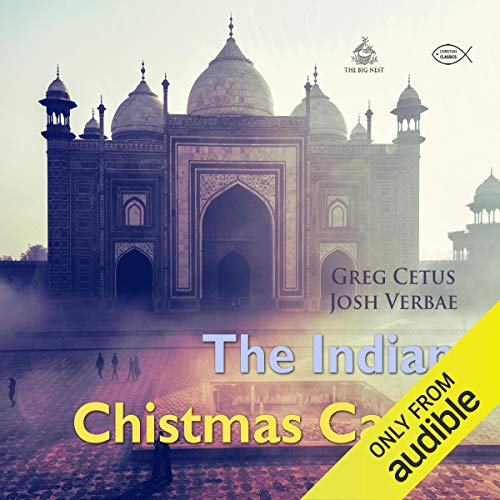 The Indian Christmas Carol cover art