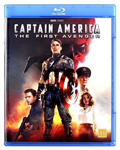 Captain America - Il primo Vendicatore [Blu-Ray] [Region B] (Audio italiano. Sottotitoli in italiano)
