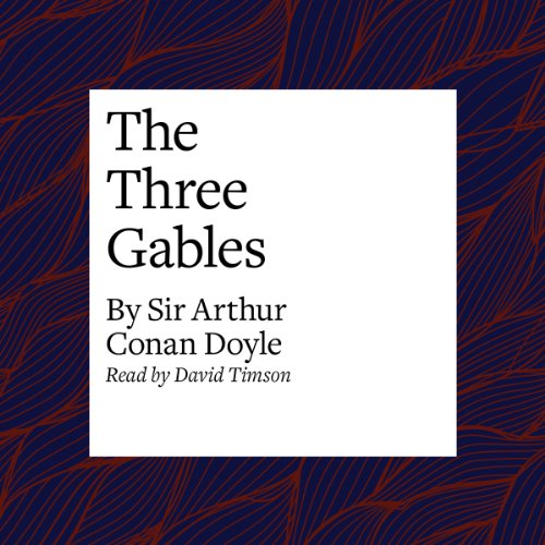 The Three Gables copertina