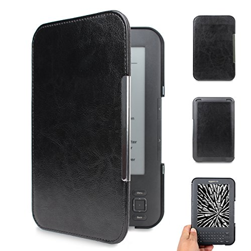 Best kindle cases with light