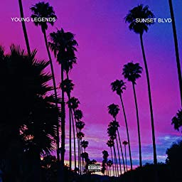 Amazon Music Unlimited Young Legend Sunset Blvd Explicit