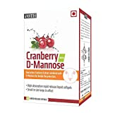 iOTH Super formulation of Cranberry Extract D-Mannose. 60 Softgels