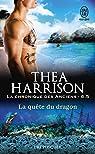 La chronique des Anciens  - La quête du dragon par Harrison