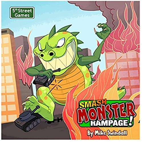 tienda de venta Smash Monster Rampage by 5th 5th 5th Street Games  servicio honesto