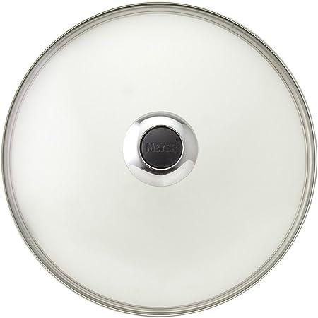 マイヤー(Meyer) フライパン 蓋 「ガラスリッド 蓋 28cm」 強化ガラス 【国内正規品】 MN-GF28