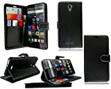 PIXFAB For Alcatel One Touch Pop 4 5051X New Leather Book