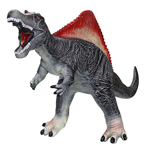 Spinosaurus Dinosaur Toy for Kids 3+ Years Old Realistic Roaring 22.8' Big Dinosaur Toys for Boys & Girls Birthday Gift, Play, Education, Collection, Decoration
