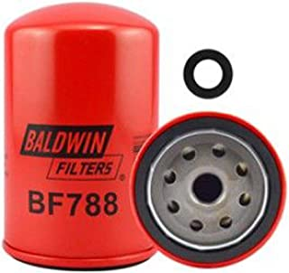 Baldwin Filters Fuel Filter, 4-27/32 x 3-1/32 x 4-27/32In