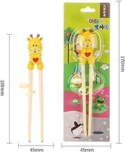 Gyratedream Baguettes pour enfants Cartoon Protection de lenvironnement Polypropyl/ène Apprentissage Formation Compl/ément alimentaire