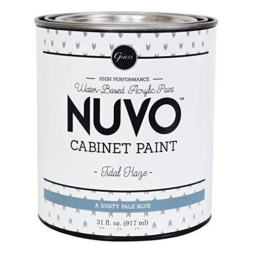 Nuvo Cabinet Paint, Tidal Haze (Quart)