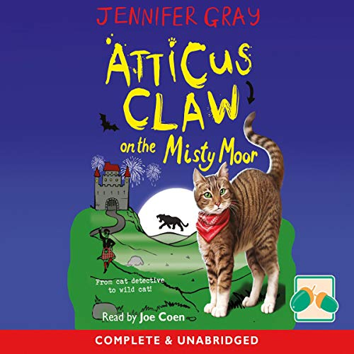 Atticus Claw on the Misty Moor cover art