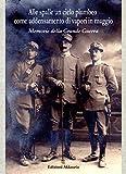 Alle spalle un cielo plumbeo come addensamento di vapori in maggio: Memorie della Grande Guerra