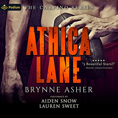 Athica Lane cover art