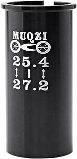 CUTICATE Adaptador de Cuña de Reducción de Tija de Sillín de 25,4 mm a 27,2 mm, Fabricado en Aleación de Aluminio