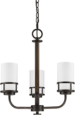 Amazon.com: CAPITAL Lighting 4489 – 573-cr Alisa 9 Luz 2 ...