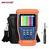 Nktech Nk-8954en 1testeur de caméra de surveillance CCTV moniteur vidéo pour analogique AHD...