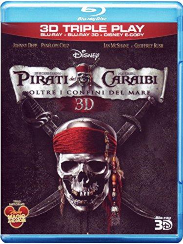 Pirati dei Caraibi - Oltre i confini del mare(+2D+e-copy)