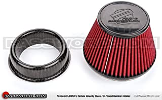 Password:JDM Dry Carbon Fiber Velocity Stack for PowerChamber Intakes