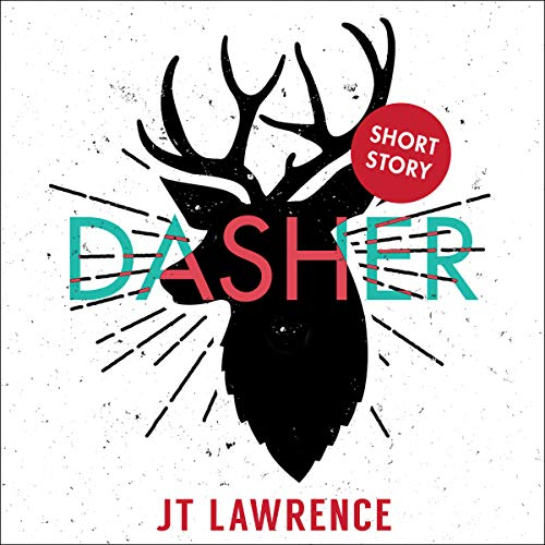 Dasher: A Short Story audiobook cover art