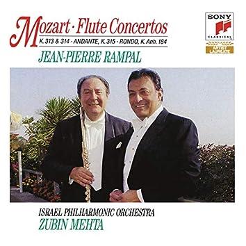 Mozart: Flute Concertos No. 1 & No. 2