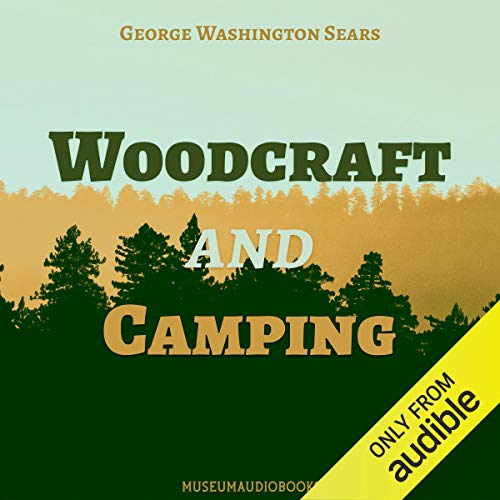 Woodcraft and Camping  By  cover art