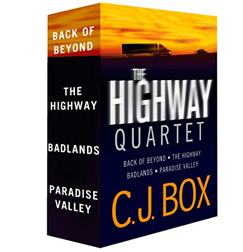 The C.J. Box Highway Quartet Collection: Back of Beyond; The Highway; Badlands; Paradise Valley (Cody Hoyt / Cassie Dewell Novels) (English Edition)