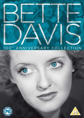 Bette Davis Anniversary Box Set [Reino Unido] [DVD]