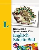 Langenscheidt Sprachkalender 2019 Englisch Bild für Bild - Abreißkalender