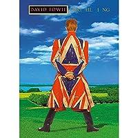 DAVID BOWIE デヴィッド・ボウイ (追悼5周年) - EARTHLING/ポストカード・レター 【公式/オフィシャル】