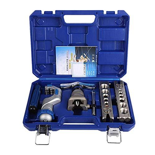 BRAVE パイプ フレアツール キット 銅管 修理 リペア チューブカッター DIY 工具 削る エアコン 冷蔵庫 メンテナンス MV-PAIFREKIT