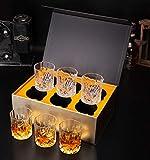 Zoom IMG-2 kanars 6 pezzi bicchieri whisky
