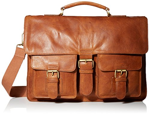 Rawlings Rugged Messenger, Cognac