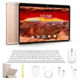 (2019) Tablette Tactile 10 Pouces IPS/HD - 3Go RAM 64Go ROM, 4G Double SIM...