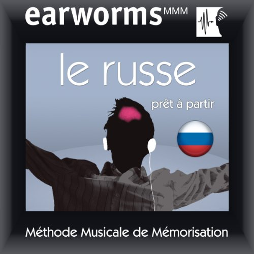 Earworms MMM - Le russe: Prêt à Partir Vol. 1 audiobook cover art